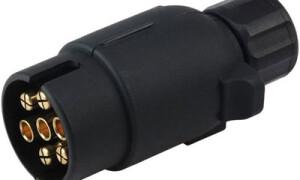 Как подключить розетку фаркопа к автомобилю: схема розетки прицепа