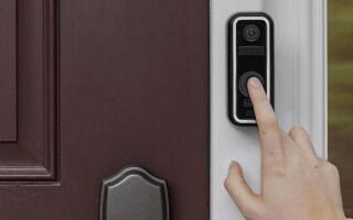 Как установить дверной электрический звонок — пошаговая инструкция