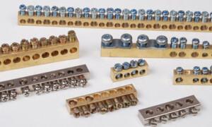 Виды клемм для соединения проводов