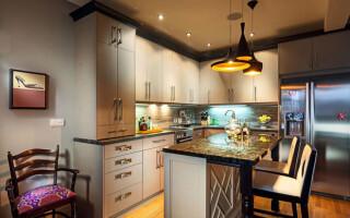 Правильная организация освещения на кухне: правила и требования, декоративные идеи