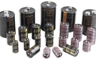 Как расшифровать маркировку конденсатора и узнать его ёмкость?