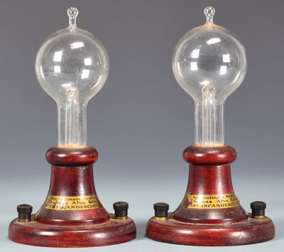 Кто изобрел лампочку первым?