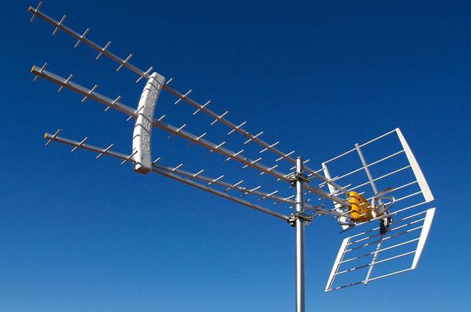 Изготовить уличную антенну по размерам для телевизора