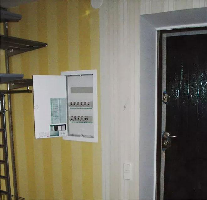 Как собрать электрический распределительный щиток для квартиры