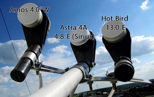 Как установить и настроить спутниковую антенну самостоятельно?