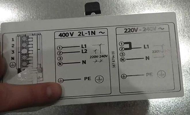 Как правильно подключить электрический духовой шкаф и варочную панель: выбор кабеля, розетки с вилкой, автомата и схемы подключения