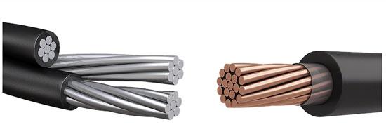 Какая проводка лучше - сравнение медной и алюминиевой электропроводки