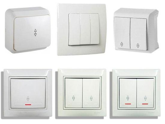 Как подключить проходной выключатель: схемы управления освещением с двух, трёх и более мест